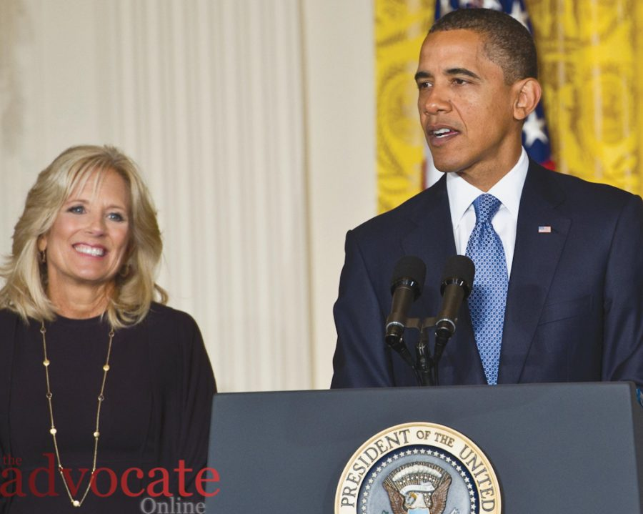 President+Obama+and+Jill+Biden+host+the+first-ever+summit+on+community+colleges+at+the+White+House.+--+Photo%3A+Stephen+Weigel