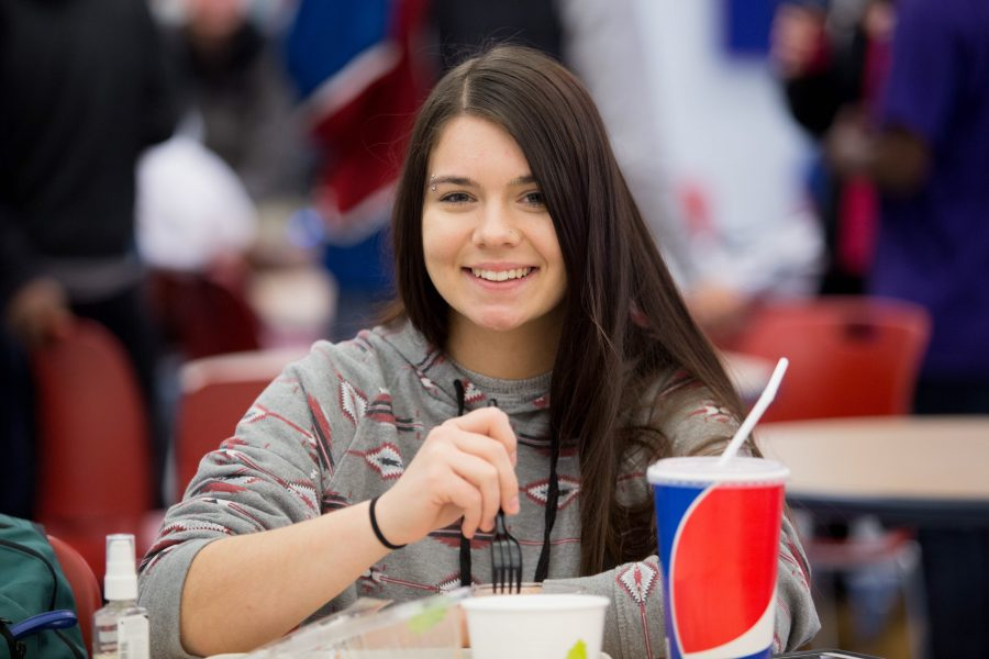 Humans of MC: Courtney Casprayk