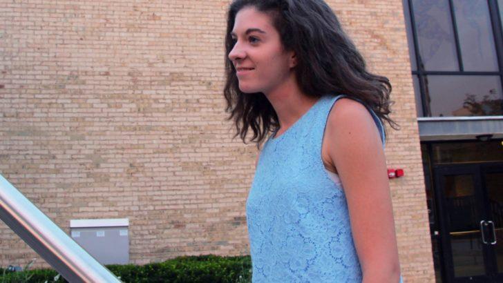 Humans of MC: Sharon Woodward