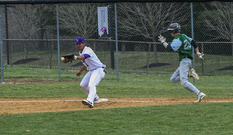Raptors Walk-Off Win vs Allegany College of Maryland