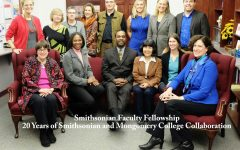 Smithsonian Institution and Montgomery College Commerate 20 Years of Partnership