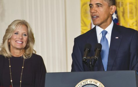 President Obama and Jill Biden host the first-ever summit on community colleges at the White House. -- Photo: Stephen Weigel