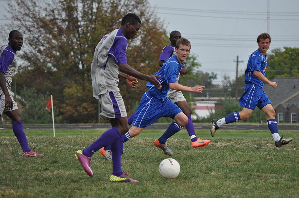 Men's soccer, Montgomery Advocate file photo