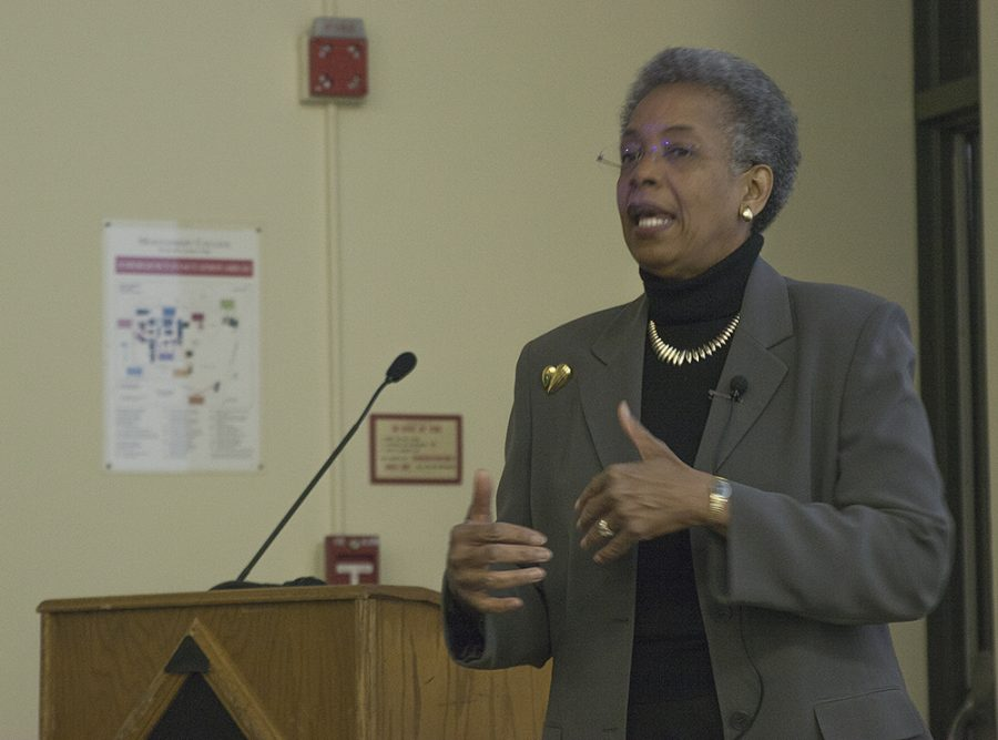 Dr. Saundra Yancy McGuire discusses metacognition