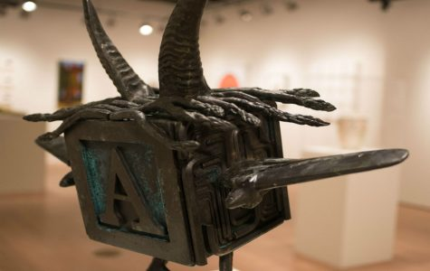 MC's 48th Annual Faculty & Staff Art Exhibit is a Hit