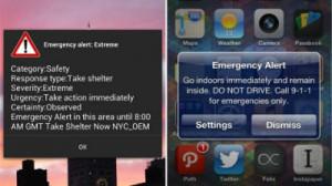 WEA Alerts (Credit FEMA.gov)