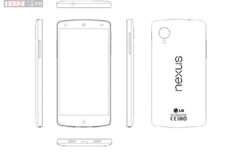 Uncovering Google's Upcoming Technology: Nexus 5