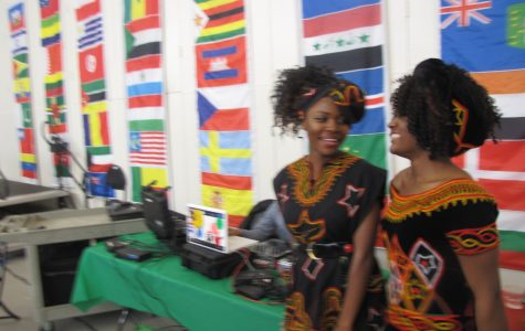 Students Acknowledge Cultural Diversity at Montgomery College