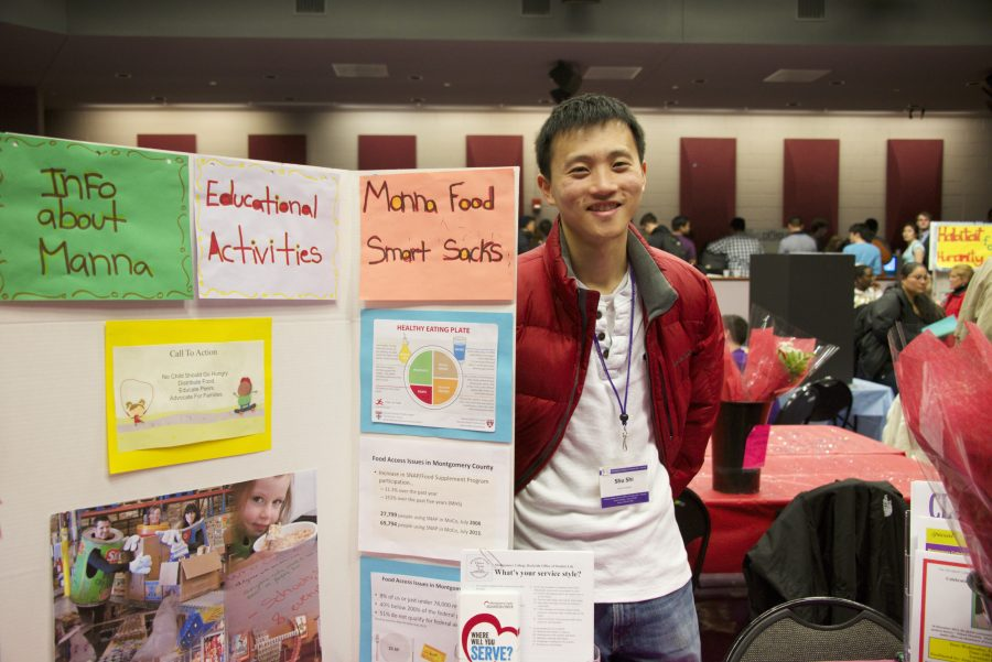 The Office of Student Life showcased their services (Photo Credit: Adrilenzo Cassoma)
