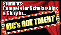 Auditions for MC's Got Talent Next Week