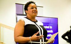 MC President DeRionne Pollard to Host Town Hall