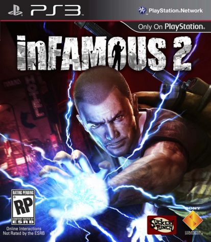 Advocating: inFAMOUS: Second Son
