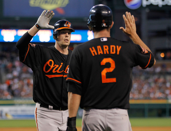 (Credit: Gregory Shamus, Getty Images) Contracts of Matt Wieters and J.J. Hardy are both huge decisions the Orioles will be faced with in the offseason
