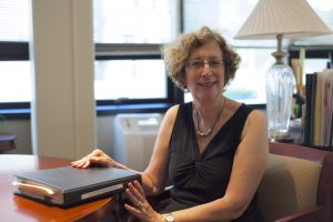 Vice President and Provost for Rockville, Dr. Judy Ackerman (Photo Credit: Adrilenzo Cassoma)