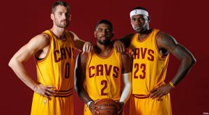 Cleveland Cavaliers Media Day photo. Photo  Credit: slamonline.com