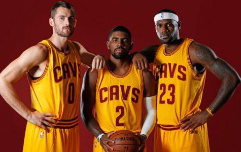 Cleveland Cavaliers Media Day photo. Photo  Credit: slamonline.com