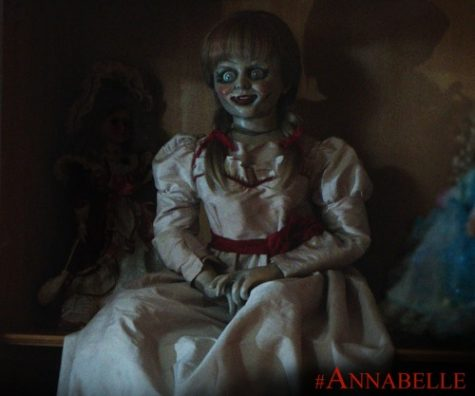 Movie Review: Annabelle, Rent At Your Own Risk