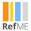 RefME logo