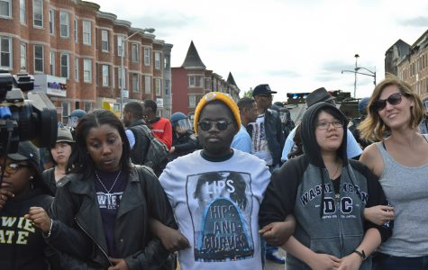 The Advocate's Perspective of the Protests in Baltimore