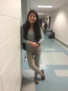 Humans of MC Jennifer Dominguez
