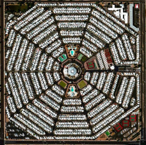 Modest Mouse Strangers to Ourselves album art