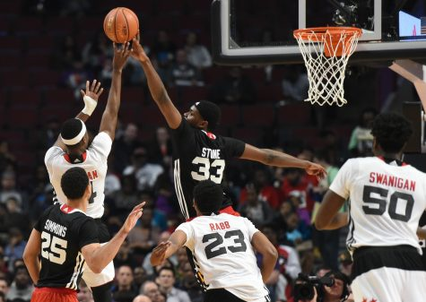 (Via McDonaldsAllAmerican.com) Diamond Stone, a top center prospect, committed to Maryland, making the Terps a potential Final Four contender.