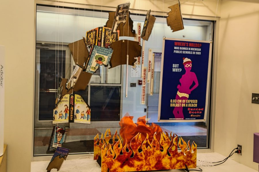 MC Books Celebrates Free Speech With