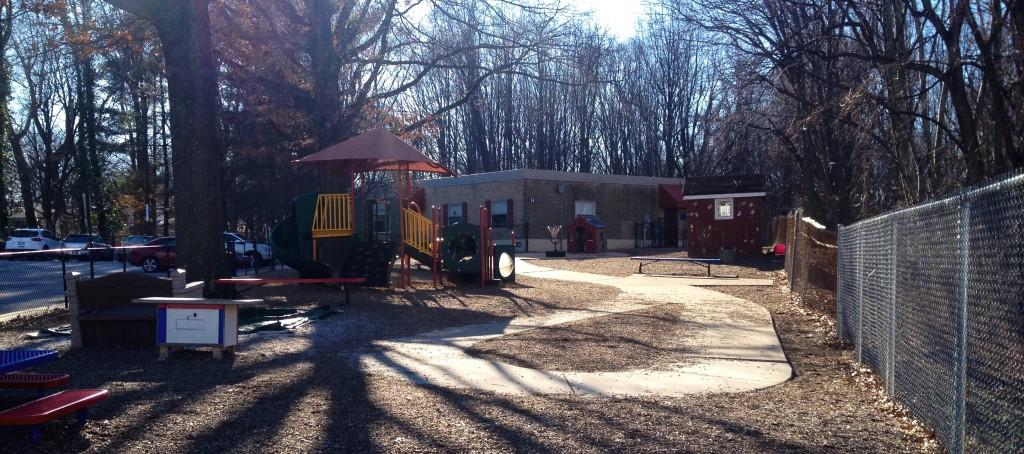 Playground at Rockville's child center Credit: Enori Atsu