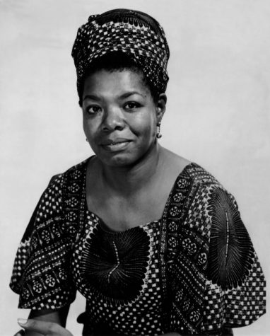 Black History Month: Maya Angelou