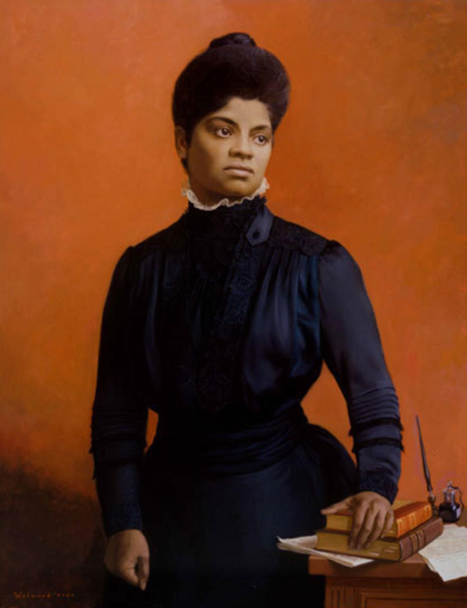 an overview of the life of ida b wells barnett Ida b wells, a crusading african early life of ida b wells personal life of ida b wells in 1895 wells married ferdinand barnett.