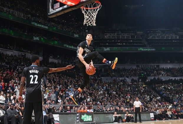 Thoughts on All-Star Dunk Contest This Past Weekend