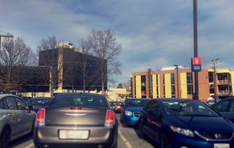 Gunshot Victim Taken to MC Rockville Campus Parking Lot