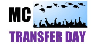 Part of Flyer for MC Transfer Day. Credit: MC