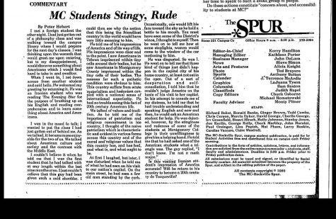 Throwback Thursday: MC Students Stringy, Rude