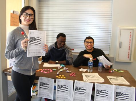 MC Students Assist in Primary Election Registration