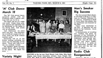 Throwback Thursday: Men's Smoker Success