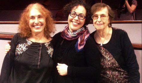 Las Mujeres: Three Generations of Latin American Women Write, Paint for Social Justice Visit MC