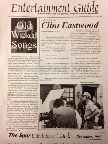 Throwback Thursday: An Interview with Clint Eastwood