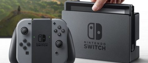 Nintendo Reveals New Home Console: The Switch