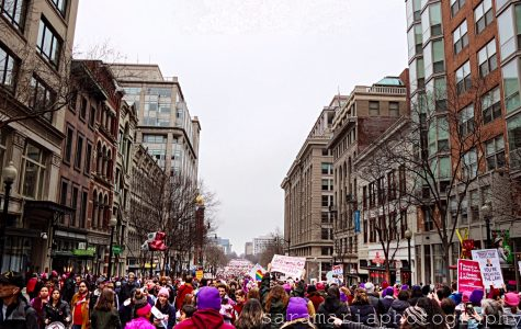 A Recount From My Experience at the Women's March on Washington