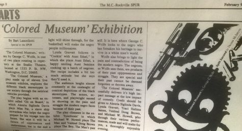 Throwback Thursday: Colored Museum Exhibition