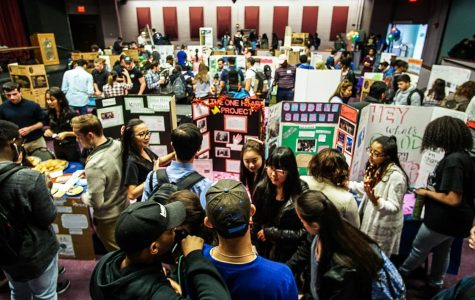 MC in Photos: Club Rush Spring 2017