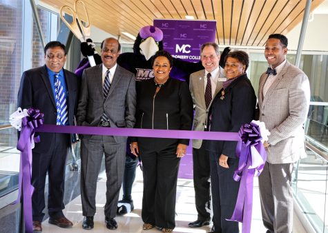 Montgomery College Science West Grand Opening and Ribbon Cutting Ceremony