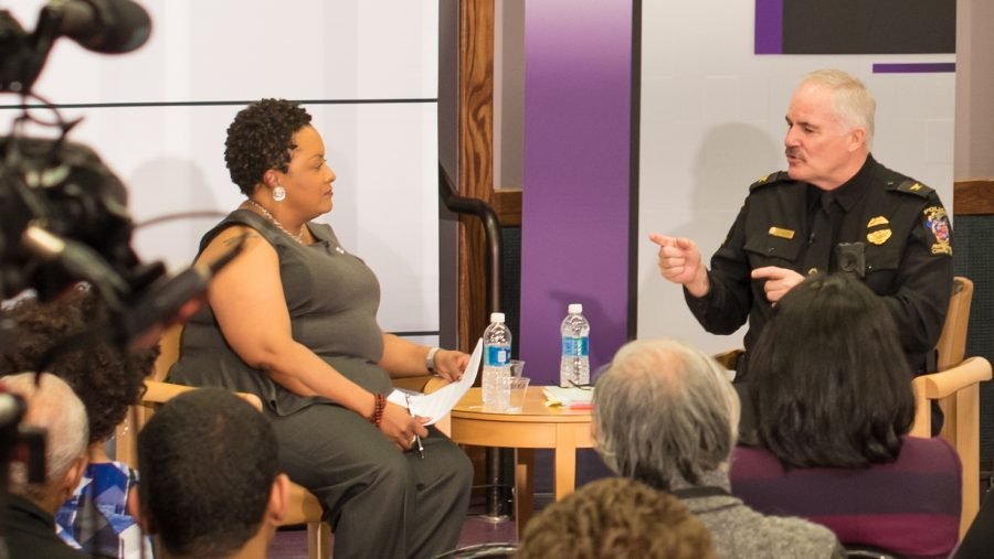 Dialogue Across Differences Series: Police Chief Tom Manger Discusses Diversity