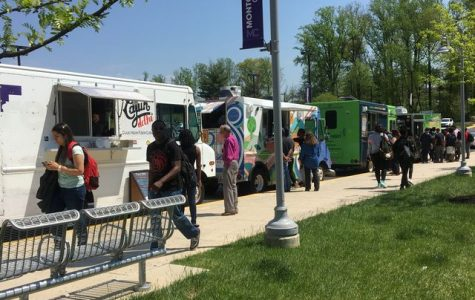 Food Trucks at MC