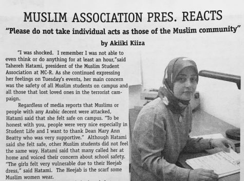 Muslim Association Pres. Reacts