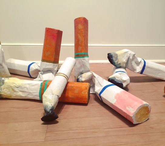 Artist in residence Gallery Opening: Alice Gadzinski