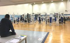 Fitness Center, Student Rec. Hours Severely Cut