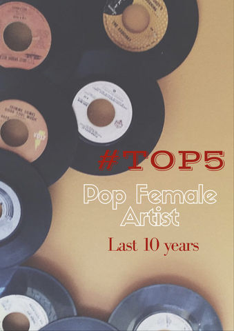The Top Women of Pop
