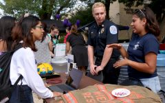 Student Life Host Give & Get Help Fair